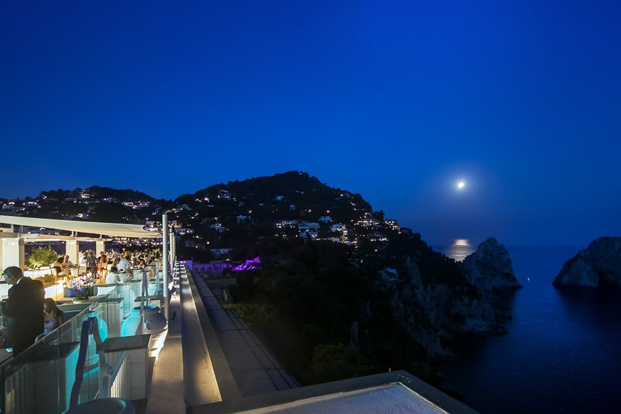 Capri Rooftop Lounge Bar